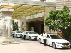 BMW Delivers 45 Vehicles To The Leela Group Of Hotels