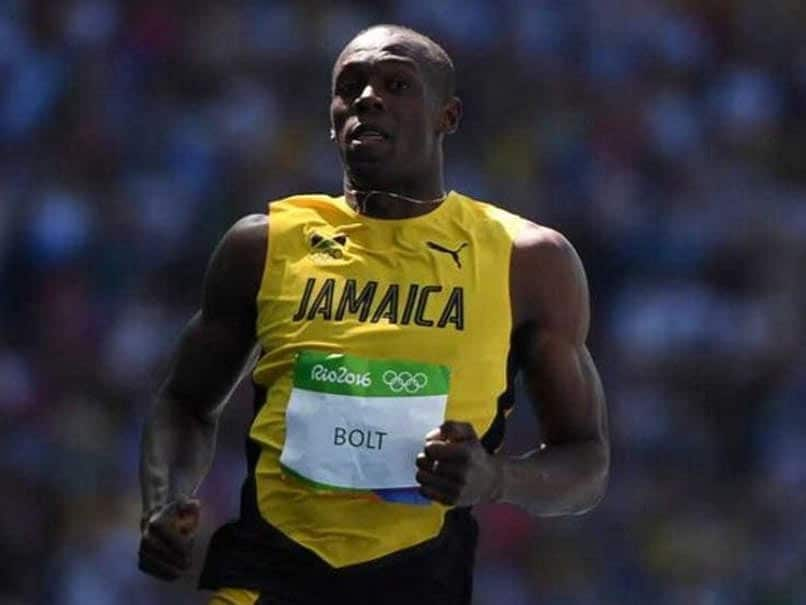 Sprint King Usain Bolt Says Hes Self-Quarantining After COVID-19 Test