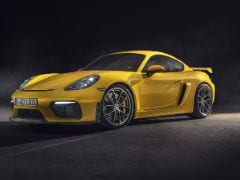2020 Porsche 718 Cayman Spyder & Cayman GT4 Launched In India; Prices Start At Rs. 1.59 Crore