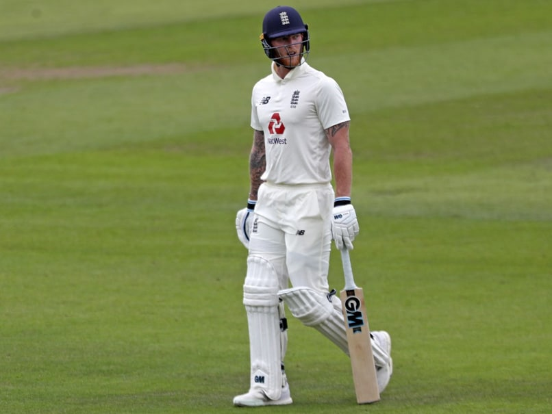 England vs Pakistan: Ben Stokes Pulls Out Of Pakistan Test Series Due To Family Reasons - NDTV Sports