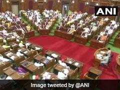 UP Assembly Budget Session: Opposition Boycotts Governor's Address