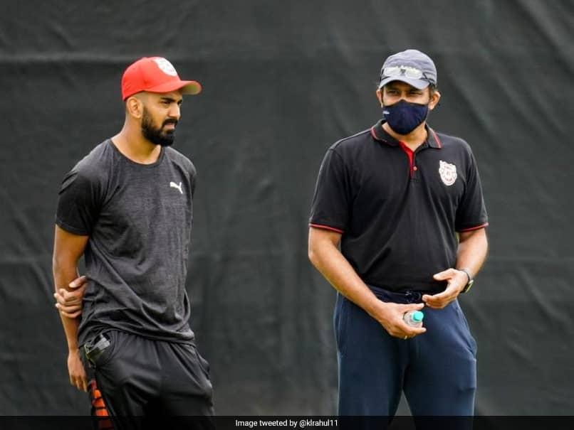 "IPL 2020: KL Rahul Said Anil Kumble Has Made His Life As Captain Of Kings XI Punjab ""Very Easy"""