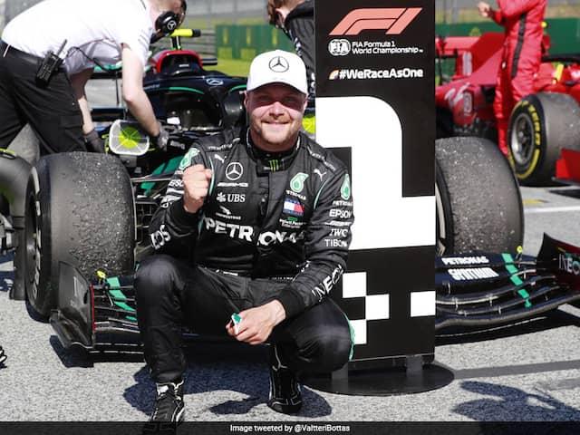 Valtteri Bottas Signs New Mercedes Deal For 2021 Formula One Season