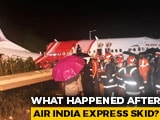 Video : What Happened At Kerala Airport In The First 5 Minutes After Crash