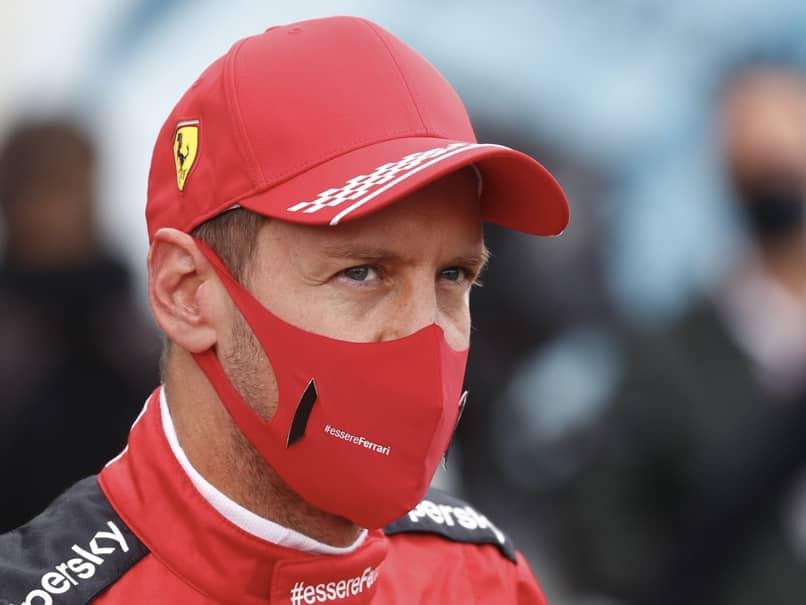 Sebastian Vettel Says Ferrari Must Stay Calm After Belgian Flop