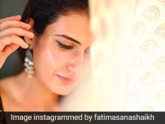 "Get Your ""Eyeliner On Point"" Like Fatima Sana Shaikh. Here's How"