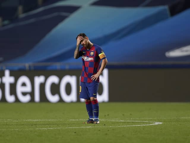 Champions League: End Of An Era As Barcelona Humiliation Makes Revolution The Only Option
