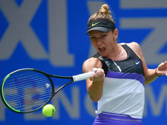 """Simona Halep Undecided On US Open But Fears """"Tough Conditions"""""""