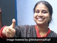 She Can't See But Cracked UPSC Exam Anyway. How She Did It - In Mohd Kaif's Tweet