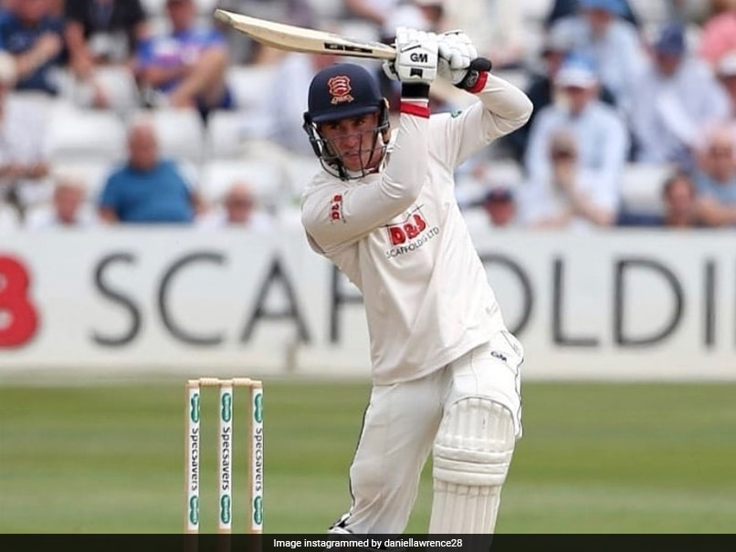 Englands Dan Lawrence Out Of 2nd Pakistan Test Due To Family Bereavement