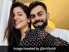 "Virat Kohli Changes His Twitter Bio To ""A Proud Husband And Father"" After Birth Of First Child"