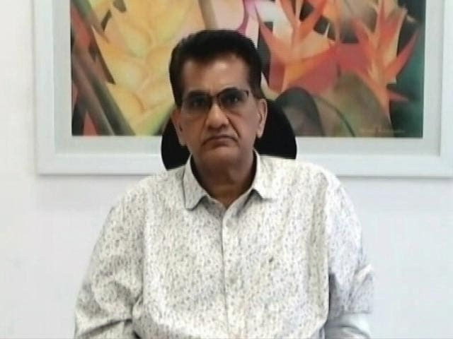 Video : Development Models Like Swades Are Critical And Crucial: Amitabh Kant, CEO, NITI Aayog