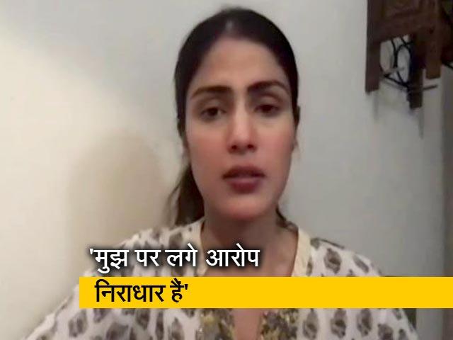 Videos : मैंने कभी सुशांत से एक रुपया नहीं लिया: रिया चक्रवर्ती