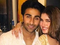 Tara Sutaria Just Made It Instagram Official With Aadar Jain On His Birthday