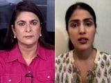Video : Tried To Curb Sushant Rajput's Marijuana Use: Rhea Chakraborty To NDTV