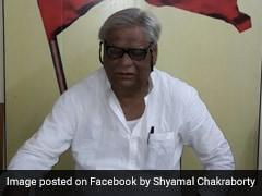 CPI-M Leader Shyamal Chakraborty Dies In Kolkata At 76, Had Coronavirus