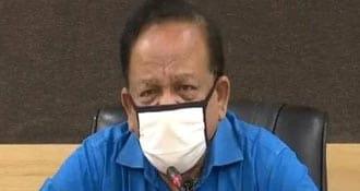 दीवाली तक हम कोविड महामारी को ''काफी हद तक नियंत्रण में'' लाने में सफल हो जाएंगे: केंद्रीय स्वास्थ्य मंत्री