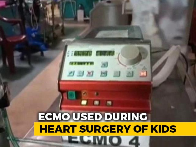 Video: Extracorporeal Life Support Helps Patients With Severe COVID-19 Symptoms In Kolkata