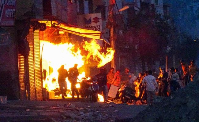 BJP Responsible For Northeast Delhi Riots: AAP