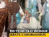 Video : 105-Year-Old Afghan Woman, Living In Noida, Recovers From Coronavirus