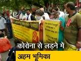 Video : रवीश कुमार का प्राइम टाइम: आशा कार्यकर्ता हड़ताल पर