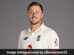 Uncapped Pacer Robinson Replaces Stokes In England Squad For 2nd Pak Test