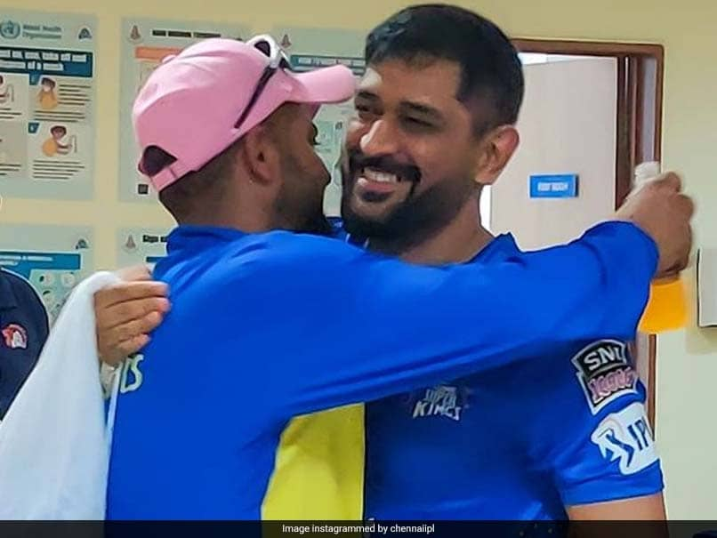 CSK Share Emotional Video Of MS Dhoni, Suresh Raina With IPL Teammates. Watch