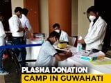 Video : Over 300 Assam Health Workers Ready To Donate Plasma For Covid Patients