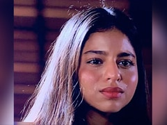 "Suhana Khan Shares Pics Of Her Teary Self From ""Quarantine Filming"""