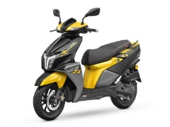 TVS Ntorq 125 BS6 Launched In Nepal