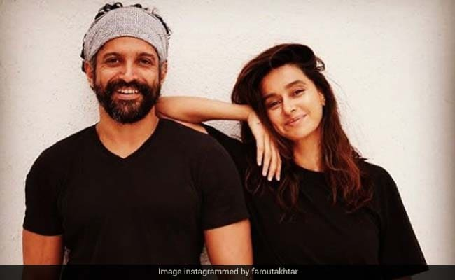 Hey, Birthday Girl Shibani Dandekar, You'll Always Have Farhan Akhtar And Sister Anusha To 'Lean On'