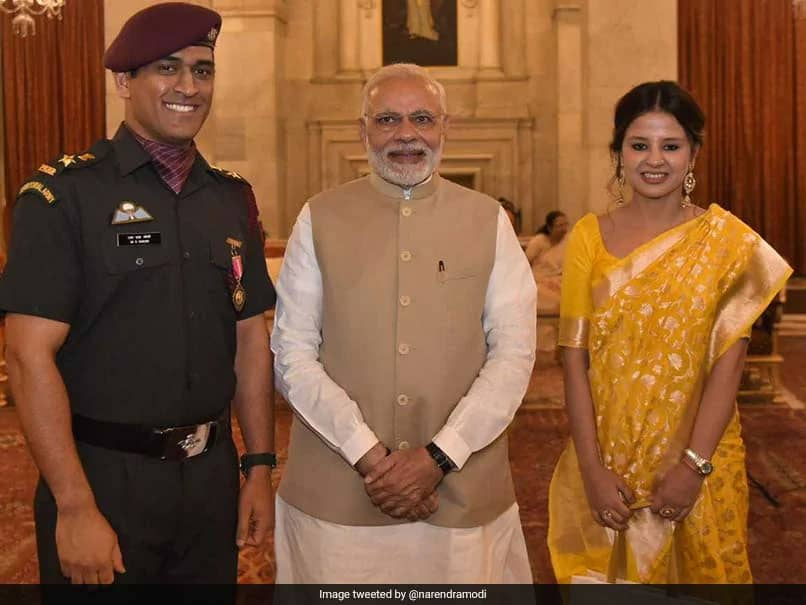 "PM Narendra Modi Says MS Dhoni ""Illustration Of Spirit Of New India"" In Letter. He Replies"