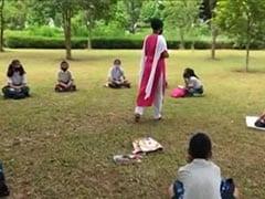 Tripura's Neighbourhood Classes Bridge Digital Divide Amid Covid