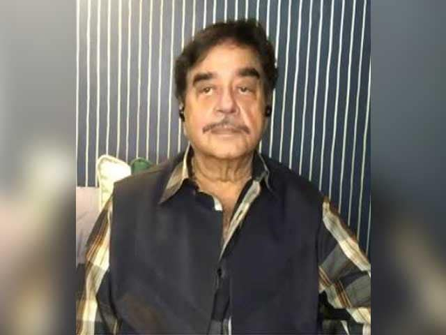 "Video : ""Only One Complaint.."": Shatrughan Sinha's Feedback Amid Congress Crisis"