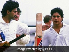 Sachin Tendulkar Fondly Recalls His Maiden International Century 30 Years On