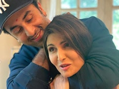 Raksha Bandhan 2020: Pics From Ranbir Kapoor And Sister Riddhima's Rakhi Celebrations