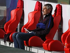 "Barcelona Coach Quique Setien Says ""Too Soon'"" To Discuss Future After Horror Defeat"
