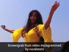 नोरा फतेही ने Beach पर किया धमाकेदार बेली डांस, एक्ट्रेस के Video ने सोशल मीडिया पर मचाया तहलका