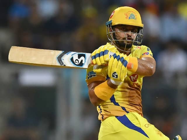 Suresh Rainas IPL 2020 Exit Linked To Row Over Hotel Room: Report