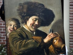 No Laughing Matter As Dutch Masterwork Stolen For Third Time