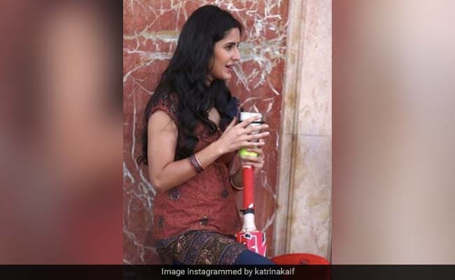 'Properly Attired Or Not', Katrina Kaif Is Always Ready For This Sport