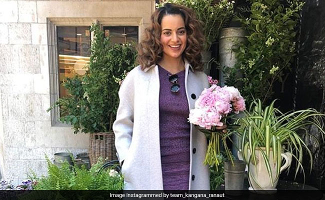 Kangana Ranaut Takes Over Twitter Profile Managed By Team. Here's Why