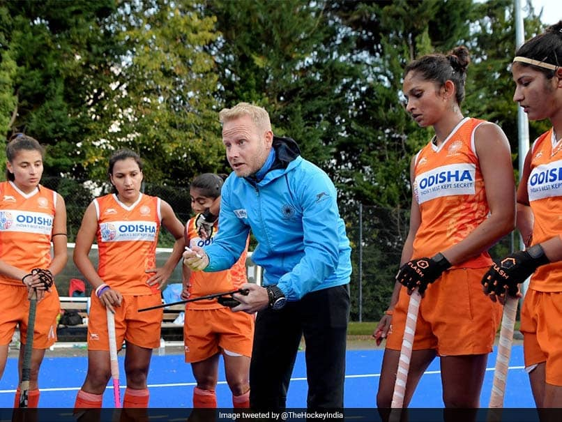 Very Pleased: Sjoerd Marijne On Womens Hockey Team Players Getting National Awards Recognition