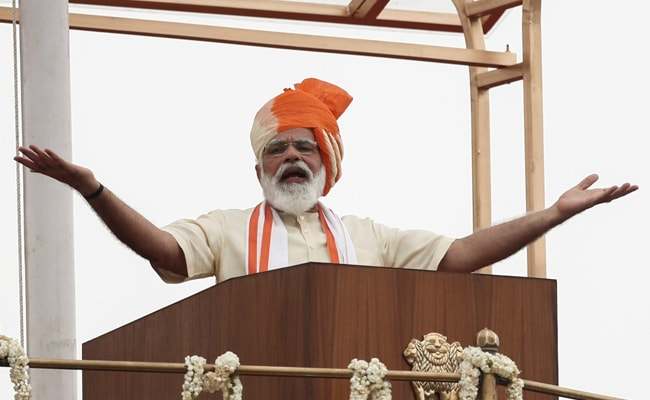 'Mammoth Steps Taken To Make Country Self-Reliant In Defence Sector': PM Modi