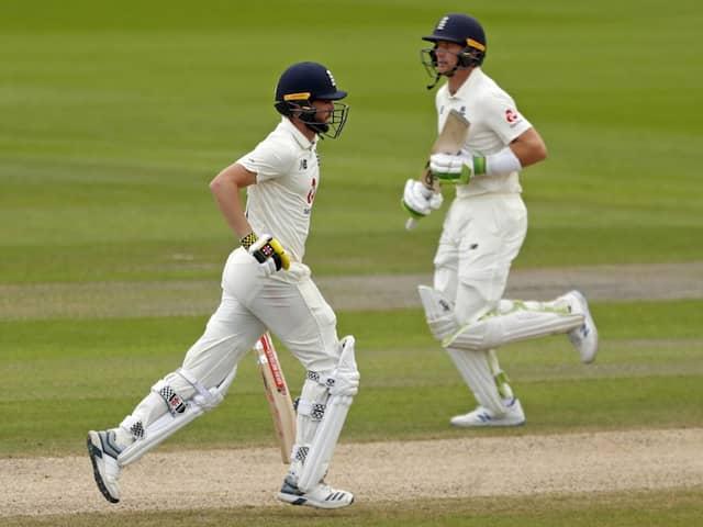 1st Test: Buttler, Woakes Hit Back As England Beat Pakistan By 3 Wickets