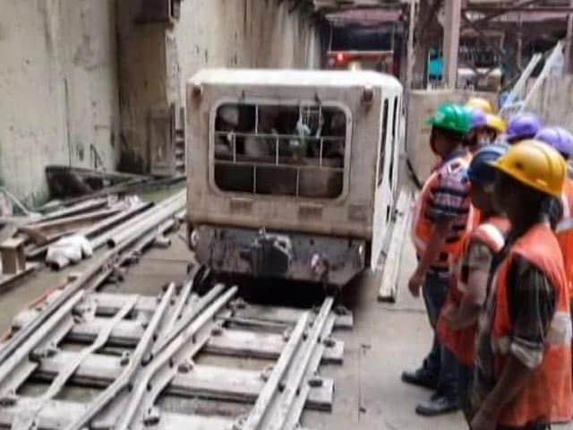 Video : Kolkata Metro Completes India's Deepest Ventilation Shaft