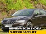 2020 Skoda Superb Facelift Review