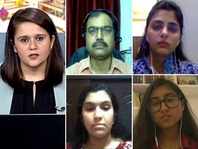 Video : Exams In A Pandemic: NEET, JEE Aspirants Speak Out