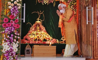 'Lord Ram Lived Under Tent For Years, Now A Grand Temple For Him': PM