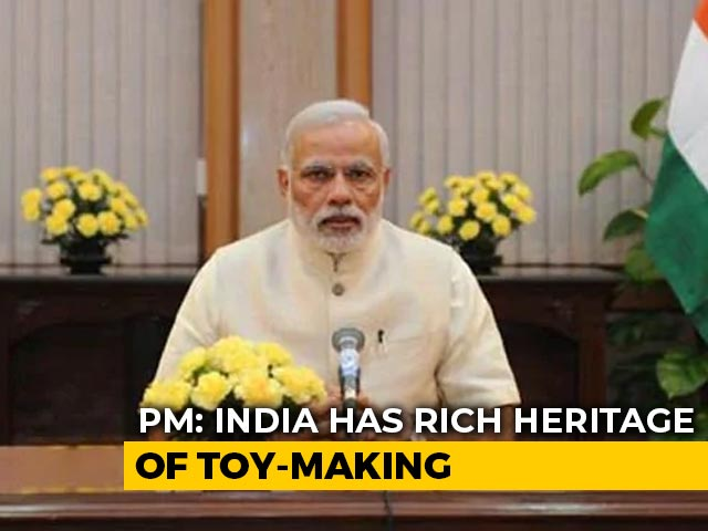 Video : On Mann Ki Baat, PM's Pitch For Local Toys And Dogs, Shoutout For Farmers